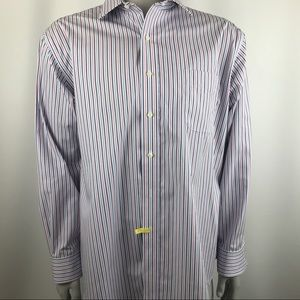 Ralph Lauren long sleeve down shirt 17 1/2 34-35